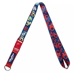 Disney Reversible Lanyard - Walt Disney World 2020 Logo