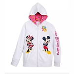 Disney Girls Zip-Up Hoodie - Mickey & Friends - Walt Disney World 2020