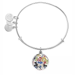 Disney Alex & Ani Bracelet - Mickey & Minnie - Walt Disney World 2020 Logo