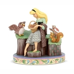Disney Traditions by Jim Shore - Sleeping Beauty with Animals