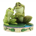 Disney Traditions by Jim Shore - Tiana and Naveen as Frogs