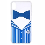 Disney iPhone Xs Case - The Dapper Dans - Main Street U.S.A.