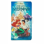 Disney iPhone Xs Max Folio Case - The Little Mermaid VHS Cover