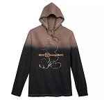 Disney Men's Hoodie - Mickey Mouse - Belle of the Ball Bronze