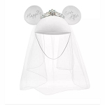 Disney Mickey Ear Hat - Minnie Mouse - BRIDE - Happily Ever After