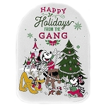 Disney Car Magnet - D-Tech - Mickey and the Gang - Happy Holidays