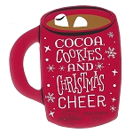 Disney Car Magnet - D-Tech - Cocoa Cookies and Christmas Cheer