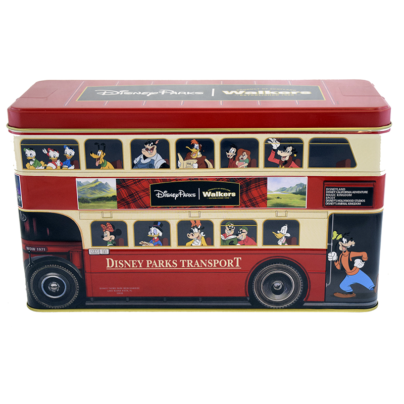 Disney Goofy Candy Co. - Deluxe Mickey Mouse Double Decker Bus