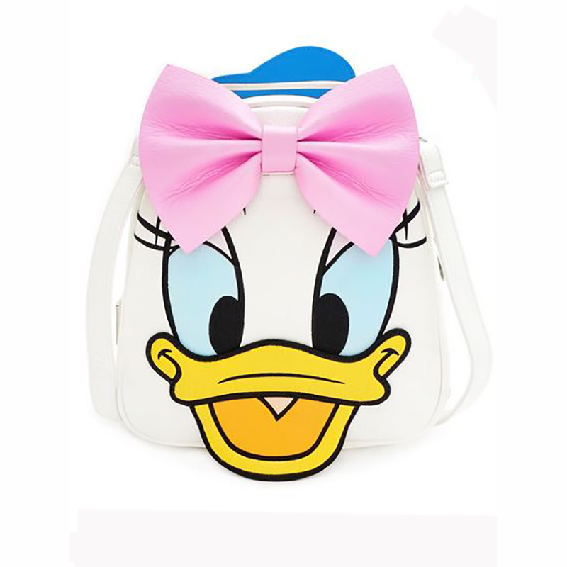 Disney Loungefly Bag - Donald & Daisy Duck - Double Sided Mini Backpack