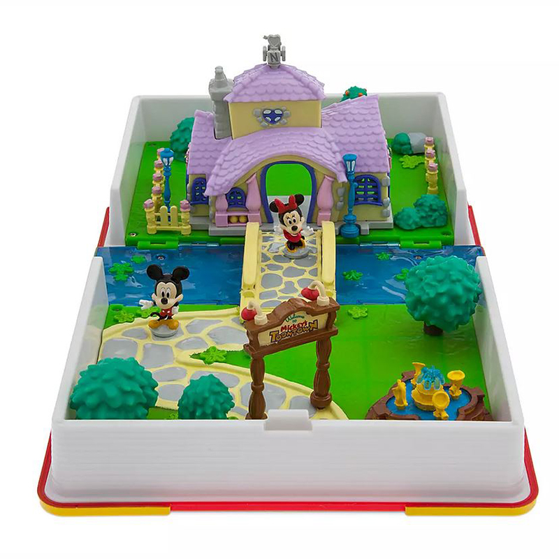 Disney Storybook Playset - Minnie Mouse