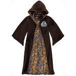 Disney Star Wars Robe - Jedi Training Academy - Trial of the Temple - Brown - Adult