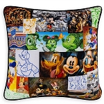 Disney Pillow - Mickey Mouse and Friends Artwork
