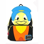 Disney Loungefly Bag - Jiminy Cricket Cosplay - Mini Backpack