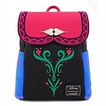 Disney Frozen Loungefly Bag - Anna Cosplay - Mini Backpack