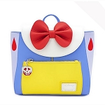 Disney Loungefly Bag - Snow White - Cosplay Mini Backpack