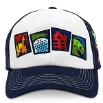 Disney Baseball Cap Hat - Walt Disney World 2020 Logo