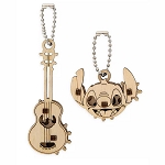 Disney UGears Wooden Puzzle Keychain Set - Stitch