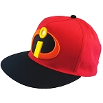 Disney Baseball Cap Hat - The Incredibles - Super Logo