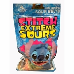Disney Goofy Candy Co. - Stitch Extreme Sours - Mini Rainbow Sour Belts