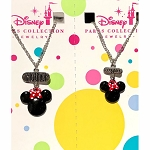 Disney Necklace Set - Minnie Mouse - Mother / Daughter