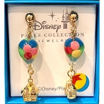 Disney Pixar Dangle Earrings - Up House