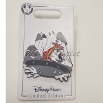 Disney Mulan Pin - 2019 Winter - Mushu and Cri-Kee in a boat
