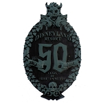 Disney Magnet - Haunted Mansion 50th Anniversary