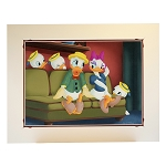 Disney Artist Print - Don ''Ducky'' Williams - All...Alone At Last