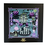 Disney Print - McBiff - 1313 Grim Harbor - 50th Anniversary Edition