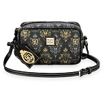 Disney Dooney and Bourke Bag - Haunted Mansion 50th Anniversary Bag - Crossbody