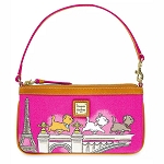 Disney Dooney & Bourke Bag  - The Aristocats - Wristlet