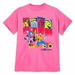 Disney Girls Shirt - Mickey Mouse and Friends - Walt Disney World 2020