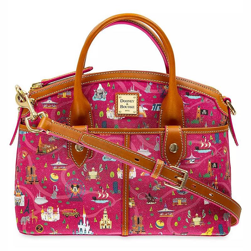 Disney Dooney Bourke Bag Disney Park Life Satchel