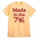 Disney Adult Shirt - Made in the 70's