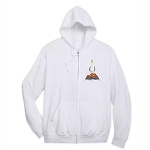 Disney Adult Zip Up Hoodie - Seagulls - Finding Nemo