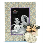 Disney Traditions by Jim Shore Wedding Frame - Mickey & Minnie Mouse
