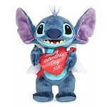 Disney Plush - Cupid Stitch - Happy Valentine's Day 2020