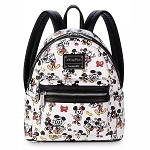 Disney Loungefly Bag - Mickey & Minnie Mouse