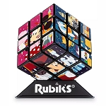 Disney Rubik's Cube Puzzle - Mickey Mouse and Friends - Theme Park Edition