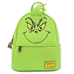 Universal Loungefly Mini Backpack - The Grinch