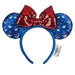 Disney Minnie Ear Headband - Minnie Mouse - Disney Cruise Line