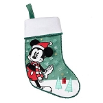 Disney Christmas Stocking - Mickey Mouse Holiday Stocking