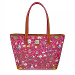 Disney Dooney & Bourke Bag - Disney Park Life - Tote