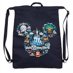 Disney Cinch Bag - Walt Disney World - Disney Park Life Collection