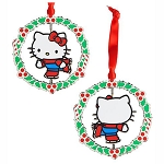 Universal Spinner Ornament - Hello Kitty