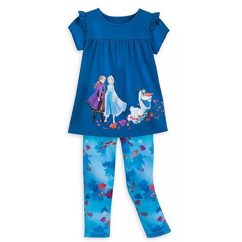 Disney Toddler Legging Set - Frozen 2