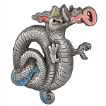 Universal Pin - Magical Menagerie Dragon