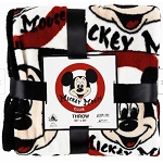 Disney Throw Blanket - Mickey Mouse Club Fleece