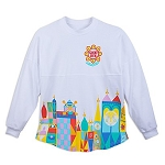 Disney Adult Spirit Jersey - it's a small world - XL