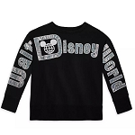 Disney Women's Pullover Shirt - Walt Disney World - Glitter